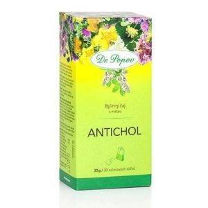 Antichol - čaj na vysoký cholesterol