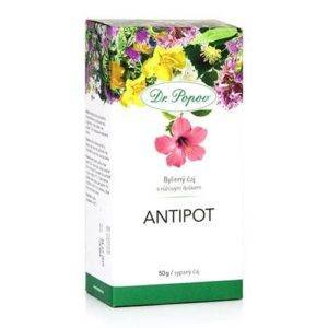 Čaj proti nadměrnému pocení Antipot