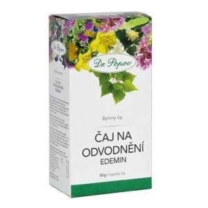 Čaj na odvodnění organismu Edemin