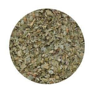 Jahodník list (jahodníkový čaj)