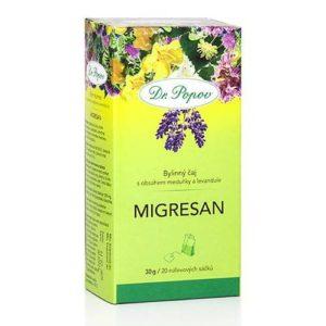Čaj na bolest hlavy, migrénu Migresan
