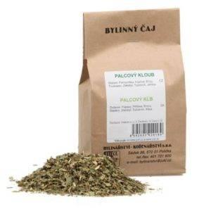 Bylinky na dnu ve směsi B. Jukla (čaj na dnu. Čaj na snížení kyseliny močové)