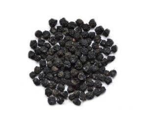 Aronie plod (černý jeřáb, temnoplodec), čaj z aronie