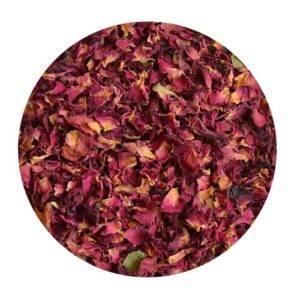 Růže květ (čaj z růže)