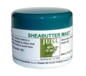 Bambucké máslo 100% (Sheabutter mast)