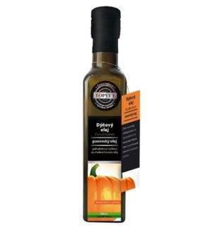 Dýňový olej za studena lisovaný