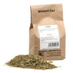 Bylinky na stres ve směsi B. Jukla (čaj na stres)