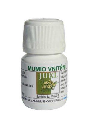 Tinktura mumio vnitřní