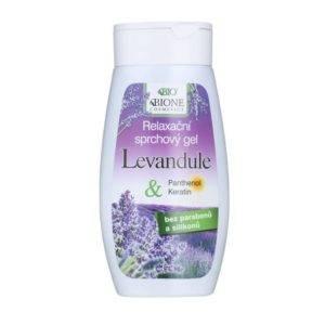 Sprchový gel LEVANDULE