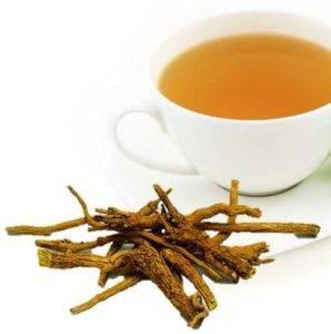 Šišák bajkalský čaj