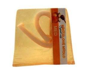Medové křišťálové mýdlo