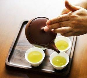 Zelený čaj a jeho účinky