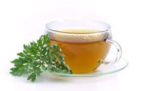 Čaj z pelyňku