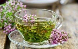 Mateřídouškový čaj účinky