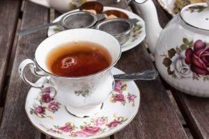 Černý čaj a jeho účinky