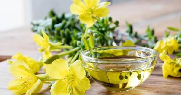 Pupalkový olej účinky