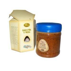 Rakytník v medu