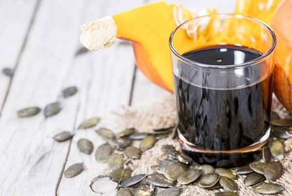 Dýňový olej a jeho účinky