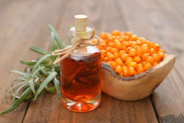 Rakytníkový olej účinky