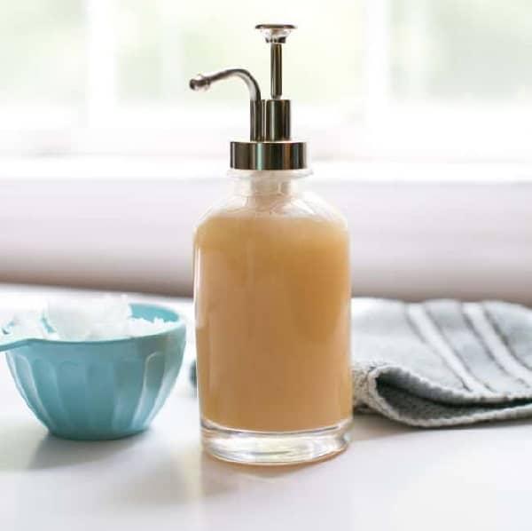 Jak vyrobit domácí sprchový gel