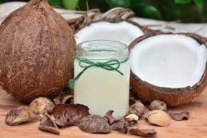 Kokosový olej a jeho účinky,