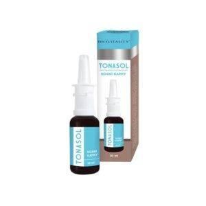Tonasol (olejové nosní kapky)