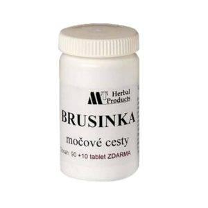 Brusinkové tablety