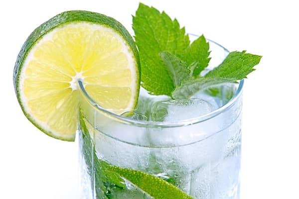 Domácí mátová limonáda recepty