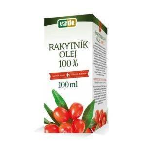 Rakytníkový olej 100 ml (100% rakytníkový olej)