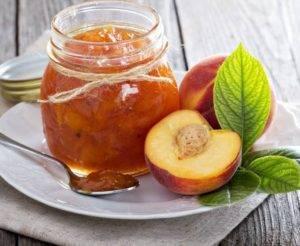 Broskvová marmeláda recept