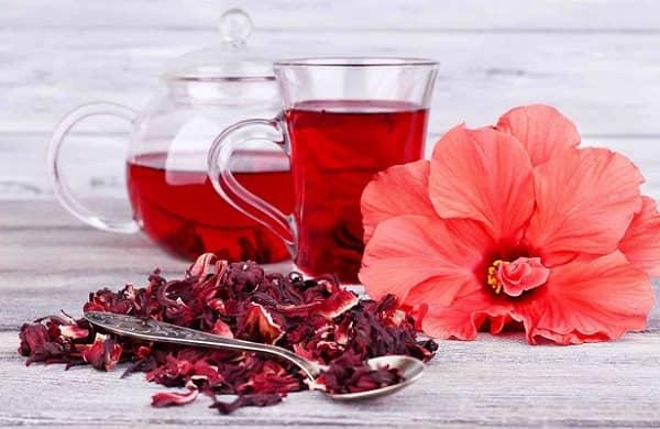 Ibiškový čaj účinky