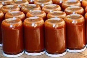 Šípková marmeláda recept