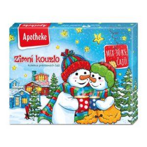 Kolekce vánočních čajů Zimní kouzlo
