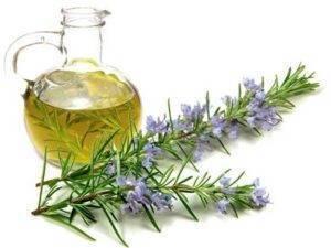Rozmarýnový olej recept
