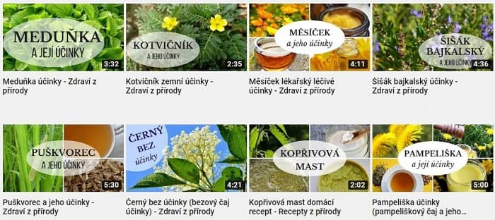 Zdraví z přírody - bylinky21