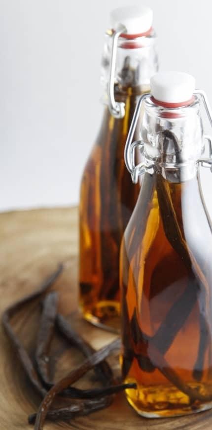 Recept na domácí vanilkový extrakt