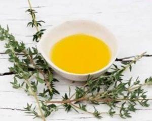 Tymiánový olej recept