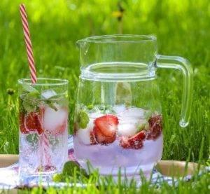 Domácí ledový čaj recept