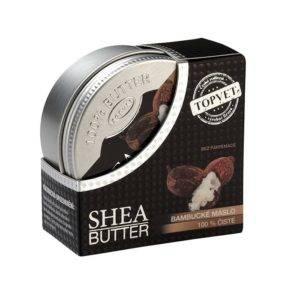 Bambucké máslo 100% čisté (shea butter)