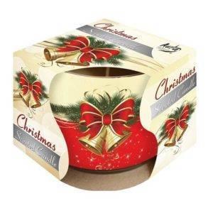 Vánoční vonná svíčka Vánoce
