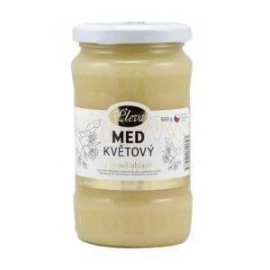Lipový med z květů (květový med)