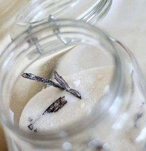 Domácí vanilkový cukr (vanilkový cukr domácí výroba)