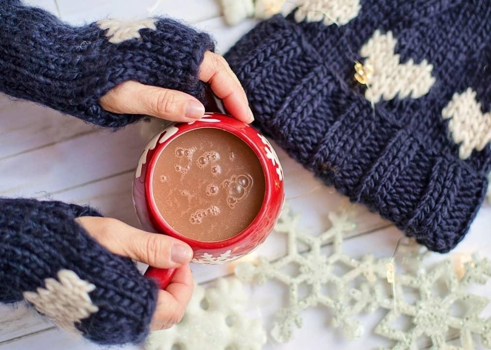 Domácí horká čokoláda recept