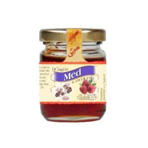 Malinový med (med s malinami)