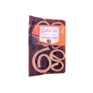 Čokoládové křišťálové mýdlo