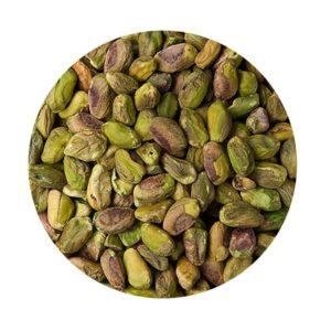 Pistácie ořechy (pistácie jádra)