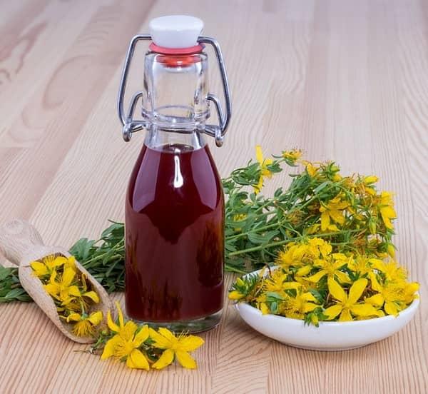 Třezalkový olej recept
